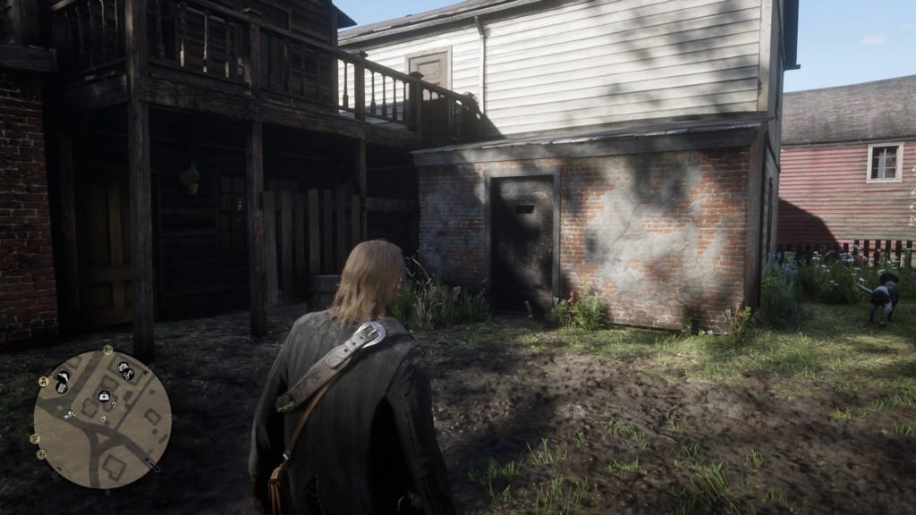 Red Dead Redemption 2 Valentine Doctor Shop Robbery Guide 1