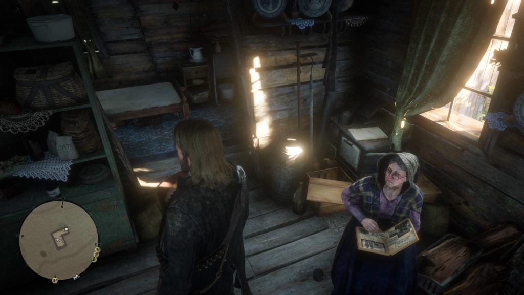 Red Dead Redemption 2 Watson's Cabin Robbery Guide 1