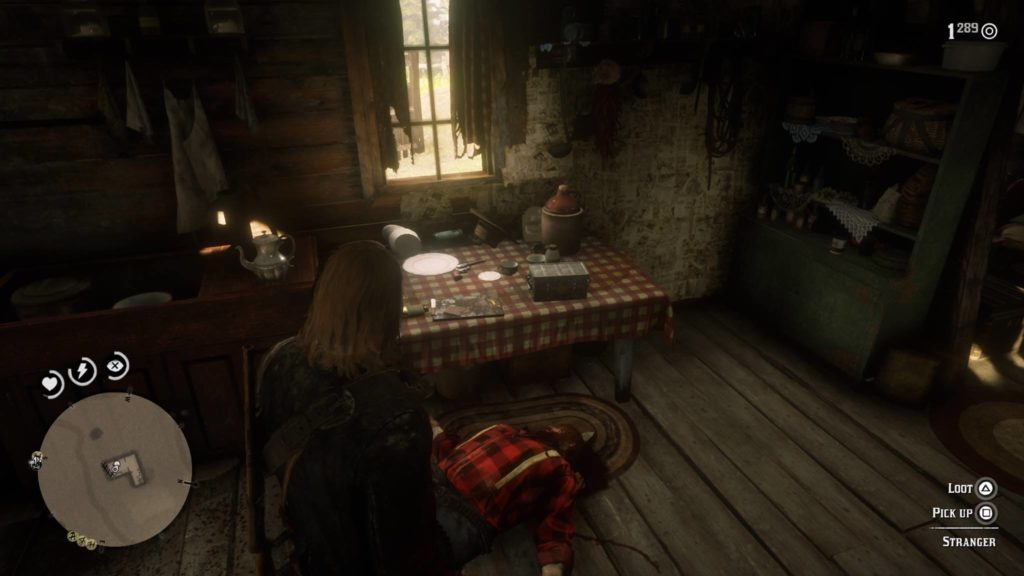 Red Dead Redemption 2 Watson's Cabin Robbery Guide 3