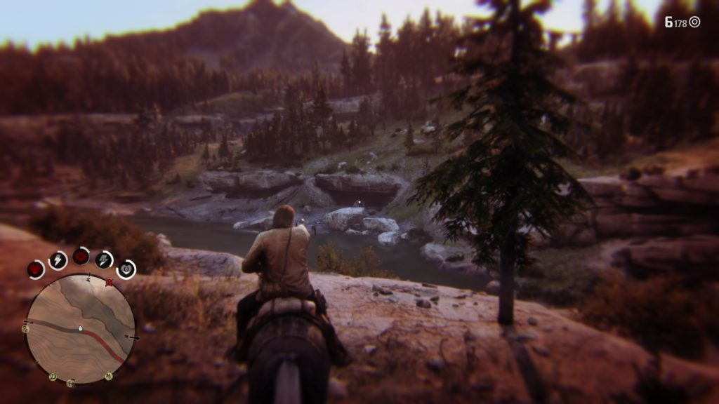 RDR2 Ellie Anne Swan Location