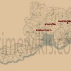 RDR2 Event Areas Locations Guide
