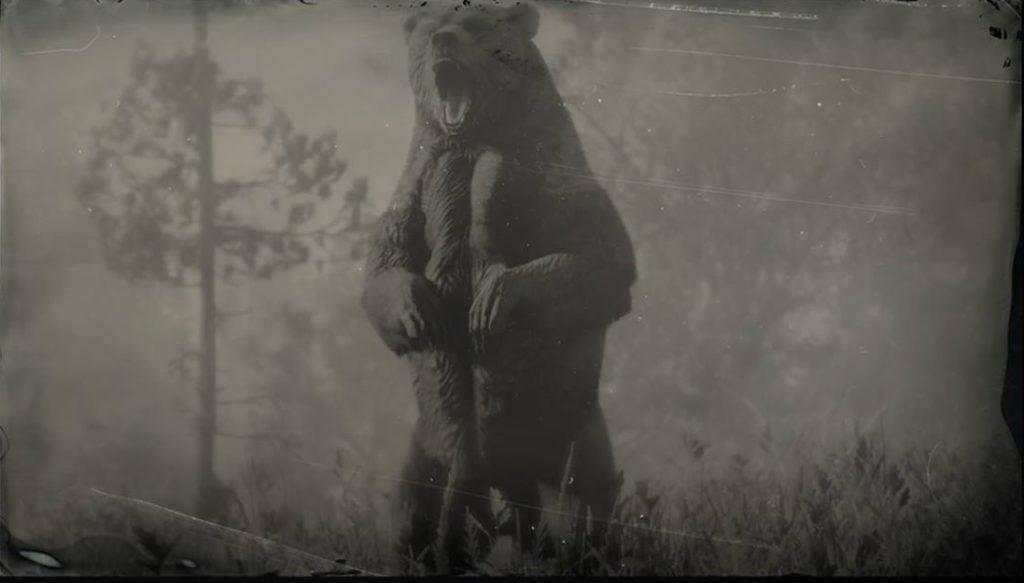 RDR2 North American Brown Bear