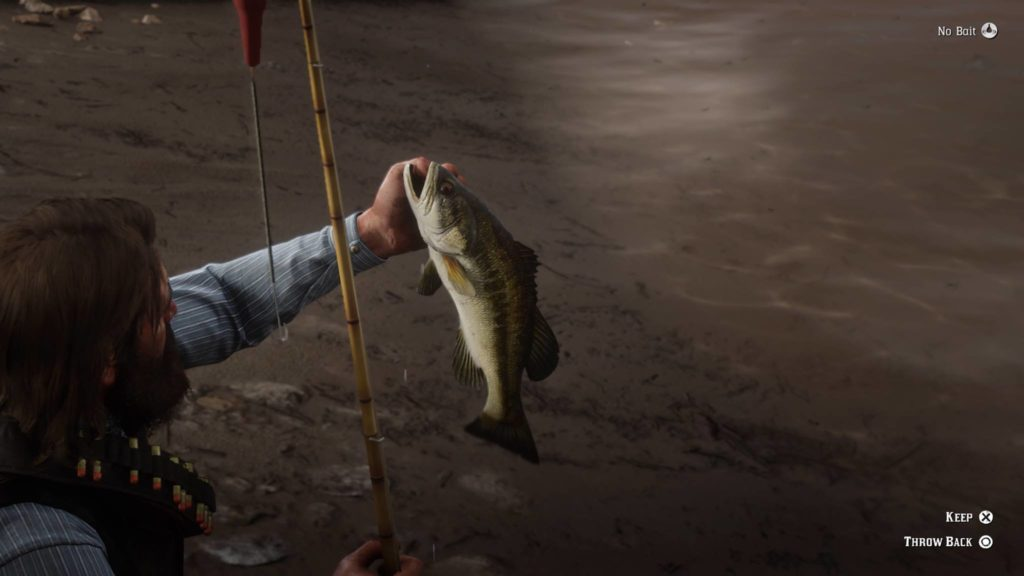 Red Dead Redemption 2 Common Largemouth Bass