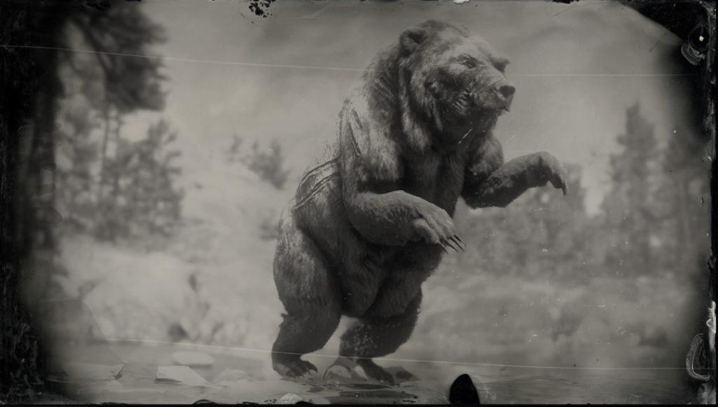 RDR2 Legendary Bear