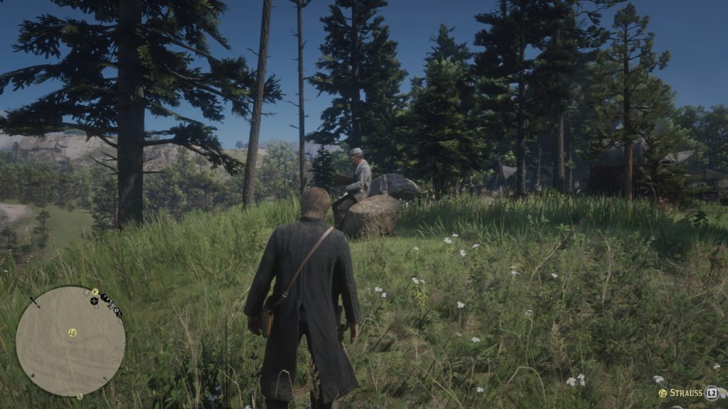 Red Dead Redemption 2 Money Lending and Other Sins I & II Wiki Guide 1