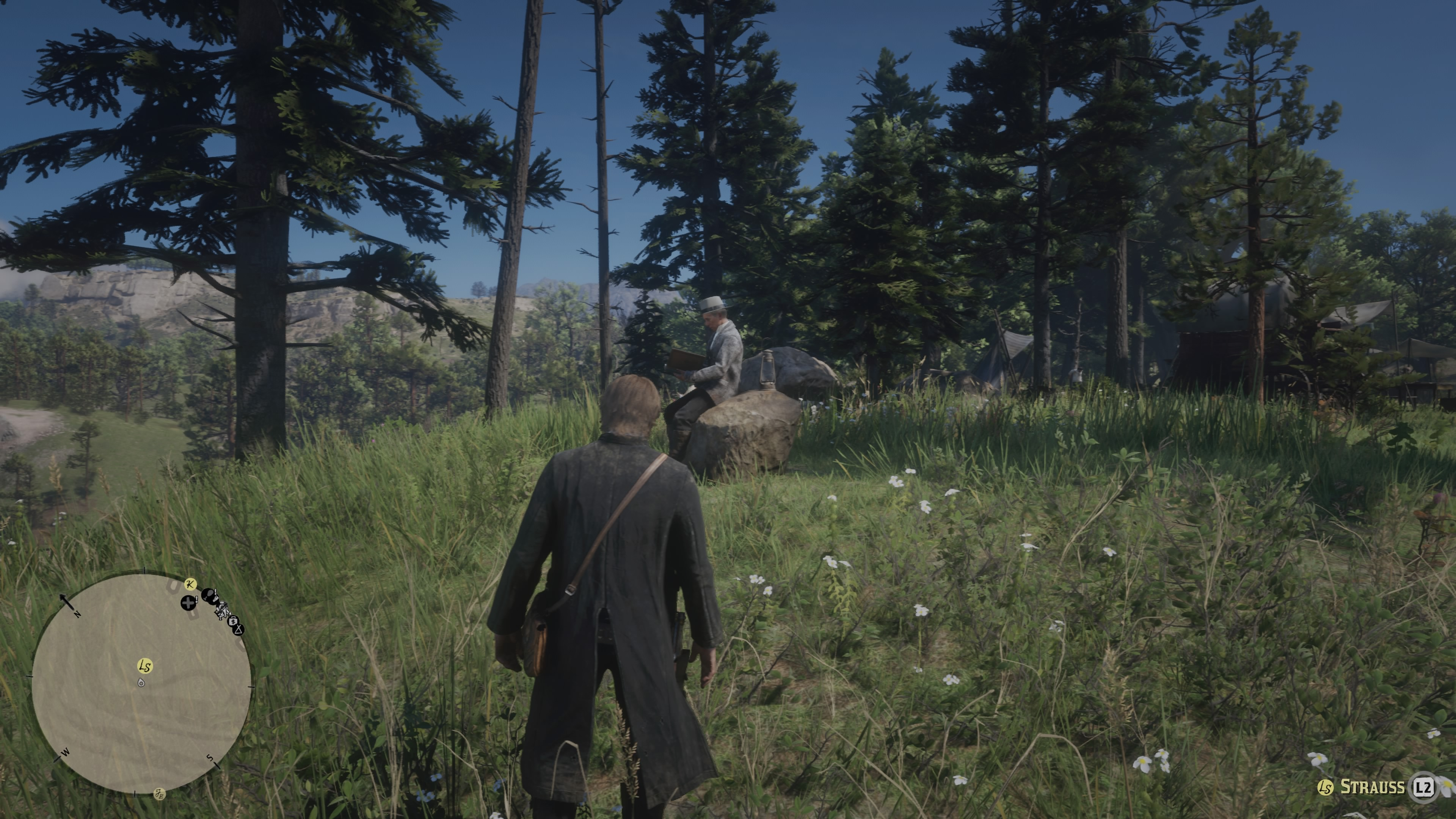 Money Lending and Other Sins I & II | Red Dead Redemption 2