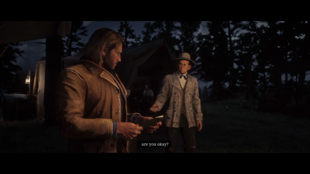 Red Dead Redemption 2 Money Lending and Other Sins III Wiki Guide 1