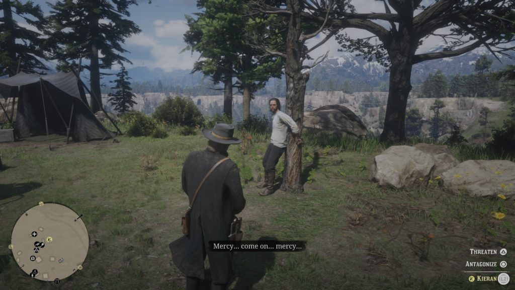 Red Dead Redemption 2 Paying a Social Call Wiki Guide 1
