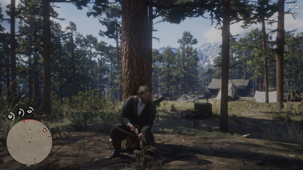 Red Dead Redemption 2 Paying a Social Call Wiki Guide 3