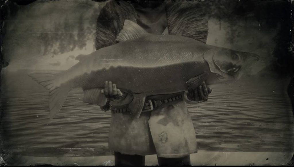 RDR2 Sockeye Salmon