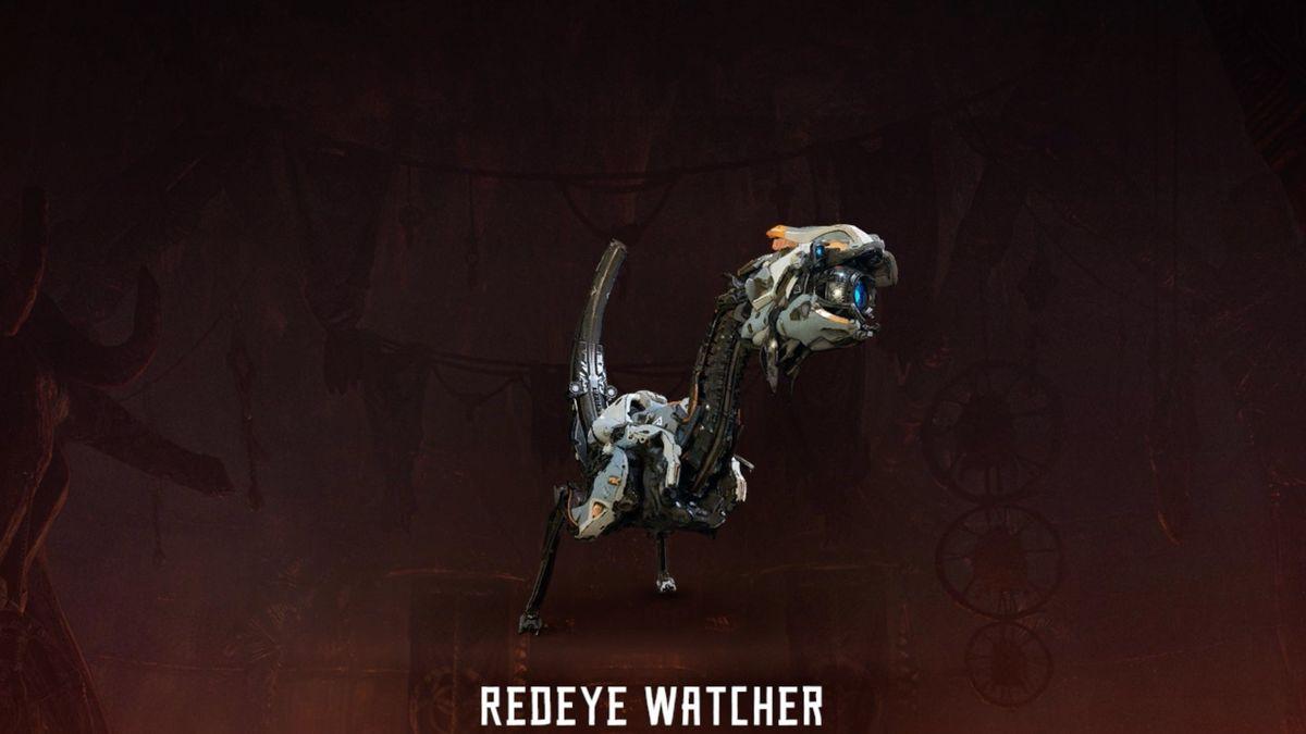 Horizon Zero Dawn Redeye Watcher