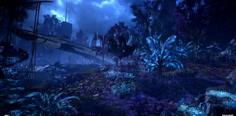 Mass Effect: Andromeda Dying Planet
