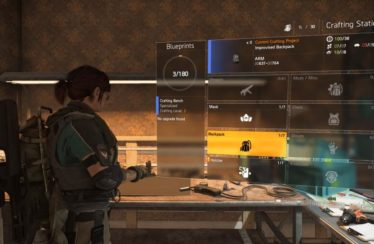 The Division 2 Protective Fabrics Locations