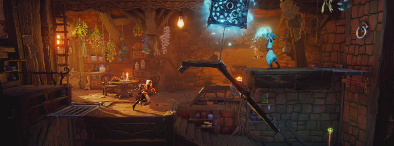 Trine 4 Trine 4: The Nightmare Prince PS4 Xbox One PC Switch