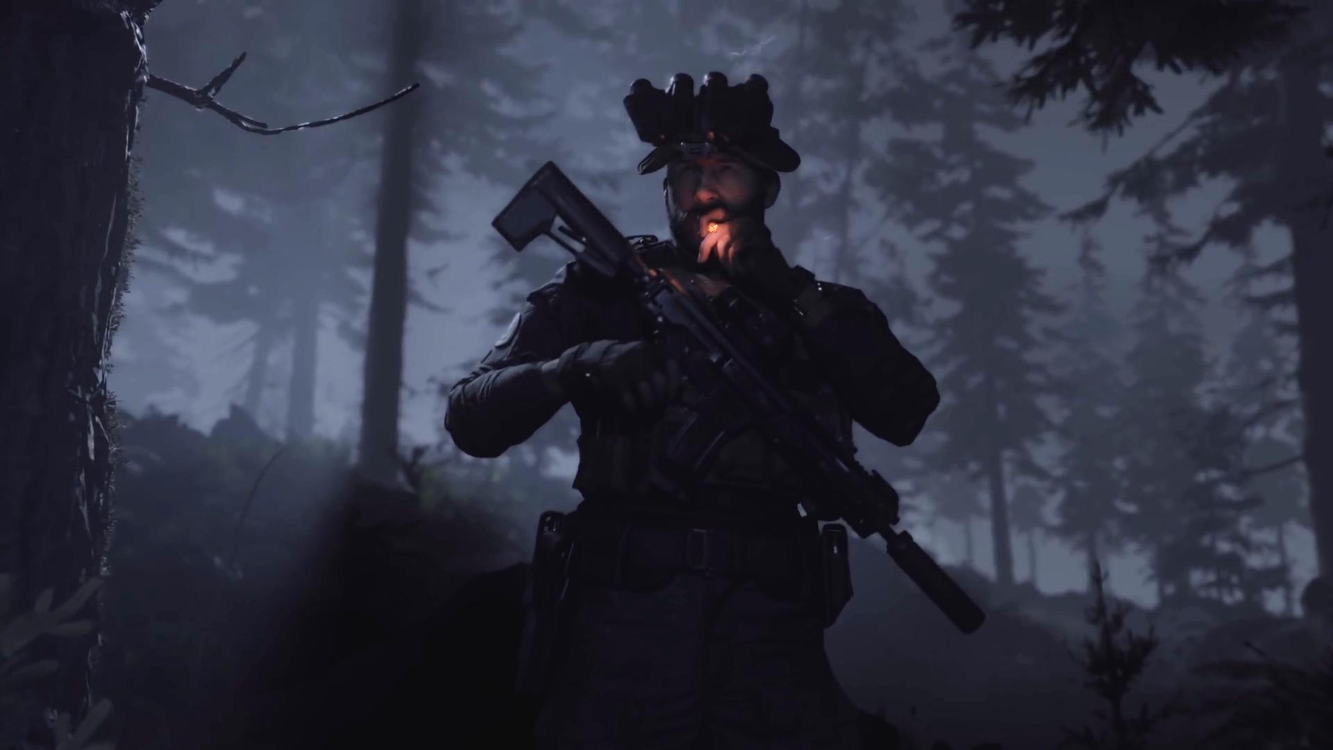 Modern Warfare Buddy Boost